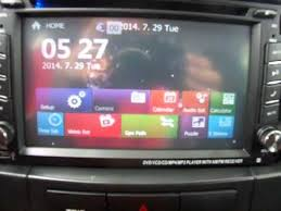 ouku windows8 6 2 inch in dash 2din review youtube