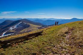 Great Smoky Mountains National Park Map Meanderthals Cataloochee Divide Trail To Hemphill Bald Great