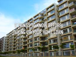 5 Home Loans by 5 Facts You Wished You Knew When You Took Up Your Home Loan