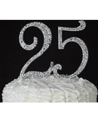 25 cake topper don t miss this deal on 25 cake topper for 25th birthday or