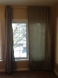 How High To Mount Curtain Rod Curtains Curtain Height Designs Hanging All Wrong Windows U0026 Curtains