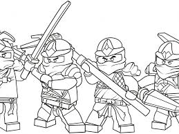 download colouring pages ninjago ziho coloring