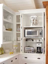 kitchen appliance storage ideas appliance storage cabinet best 20 kitchen appliance storage