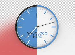 Wall Clock Mock Up By Brahmia Graphicriver