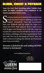 Seeking Blood Blood Sweat Payback Payback Series 9781936399871