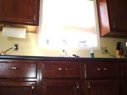 Restain Kitchen Cabinets Darker Cabinets Ideas Restaining Kitchen Cabinets With Gel Stain