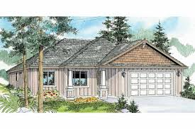 Craftsman Home by Craftsman House Plans Camas 30 711 Associated Designs