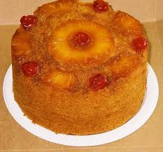 pineapple upside down cake cook recipes