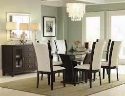 modern dining room set contemporary dining rooms marceladick com