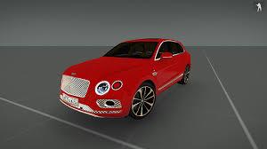 2017 bentley bentayga red interior bentley bentayga 2017 wheeled armaholic