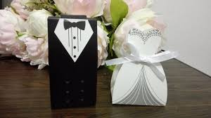 and groom favor boxes and groom wedding chocolate bag party bomboniere