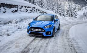 ford focus 2017 ford focus rs mountune drive review car and driver