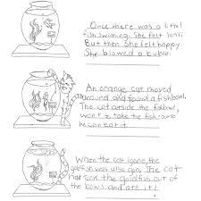 grade 3 level 3 writing sample