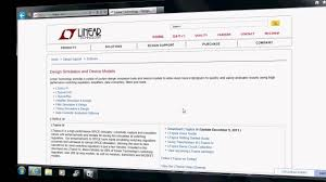 download and install ltspice iv youtube