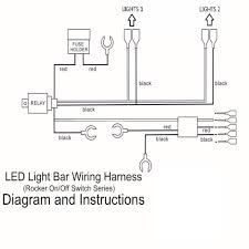 Damega Light Bar by Light Bar Wiring Diagram Dolgular Com