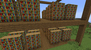 bookshelf astonishing minecraft bookshelf interesting minecraft