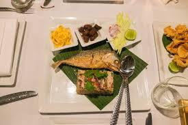 le pour cuisine sala rattanakosin restaurant vue exceptionnelle sur wat arun