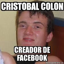Creador Memes - meme stoner stanley cristobal colon creador de facebook 1148671