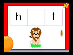 kindergarten phonics worksheet words with the short vowel o