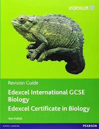edexcel international gcse igcse biology revision guide with