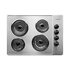 Frigidaire Downdraft Cooktop 30 Inch Electric Cooktop Sears Outlet