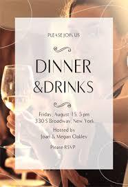 brunch invitation sle dinner party invites templates europe tripsleep co