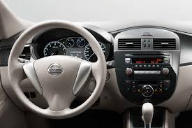 2012 nissan versa information and photos zombiedrive