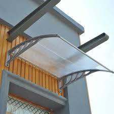awning modern polycarbonate trellis love this for the home