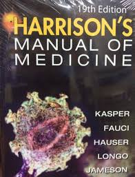 harrison u0027s manual of medicine 19th edition buy harrison u0027s