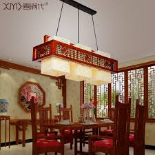 Table L Chandelier Classical Upscale Restaurant Chandelier Three Creative