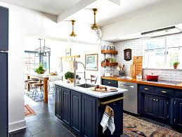 kitchen cabinet ideas 17 blue kitchen ideas for a refreshingly colorful cooking