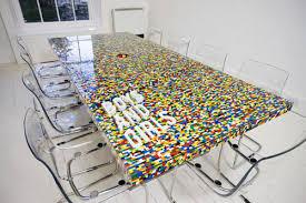 Legos Table Lego Boardroom Table Design Milk