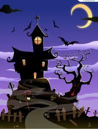 cartoon halloween background clipartsgram com