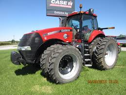 290 hp caseih magnum 290 with 25th anniversary sticker caseih my