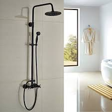Bathroom Shower Photos Shower Sets For Bathroom