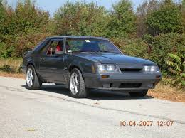 ricer mustang who is happy with stock spring height ford mustang forums