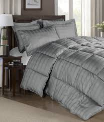 Goose Down Comforter Queen Amazon Com Chezmoi Collection 300 Thread Count Cotton Plaid Goose