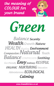 Meaning Of Pink The Meaning Of The Colour Green For Your Brand Brand Kitchen