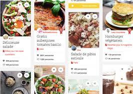 reseau social cuisine youmiam le premier réseau social de recettes mangez digital