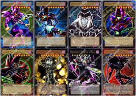 yugioh orica dark magician alternate art set of 8 cards what u0027s