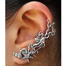 ear necklace ear cuffs