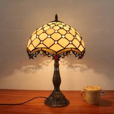 Cheap Tiffany Style Ls In 11 8 Inch Diameter Alloy Base