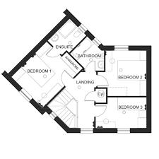 marmion close market harborough le16 3 bed semi detached house