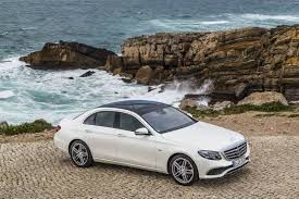mercedes white 2017 mercedes benz e class review gtspirit