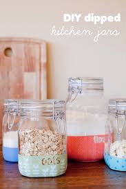 craft ideas for kitchen custom kitchen jars jar crafts