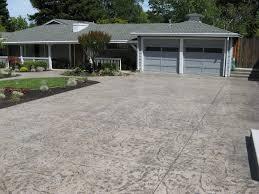 driveways colored with davis colors concrete pigments davis colors