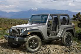 jeep baja edition 2015 jeep lineup updated