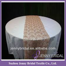 gold lace table runner tr008a chemical lace gold sequin beaded table runner buy beaded