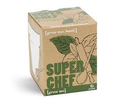 grow me super chef diy plant kit 5 99 karmakiss unique gifts