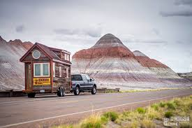 Renting A Tiny House We Quit Our Jobs Built A Tiny House On Wheels And Hit The Road